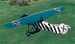 Fokker D-VIII Flying Razor