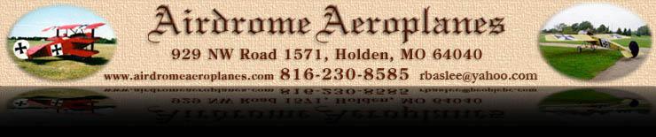 www.airdromeaeroplanes.com